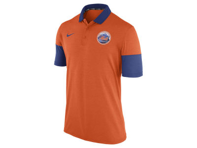 New York Mets Nike MLB Men's Dri-Fit Polo 1.7