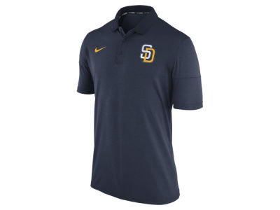San Diego Padres Nike MLB Men's Dri-Fit Polo 1.7