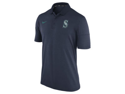 Seattle Mariners Nike MLB Men's Dri-Fit Polo 1.7