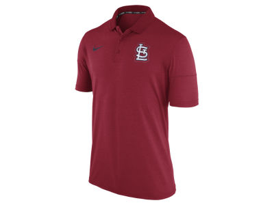 St. Louis Cardinals Nike MLB Men's Dri-Fit Polo 1.7