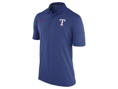 Texas Rangers Nike MLB Men's Dri-Fit Polo 1.7