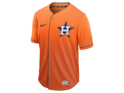 Houston Astros Nike MLB Men's Fade Jersey