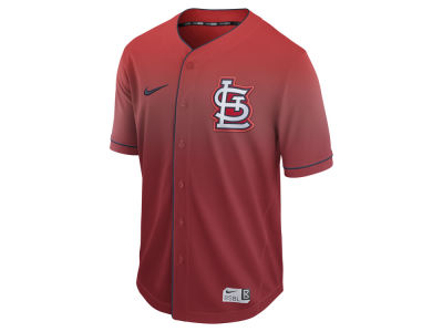 St. Louis Cardinals Nike MLB Men's Fade Jersey