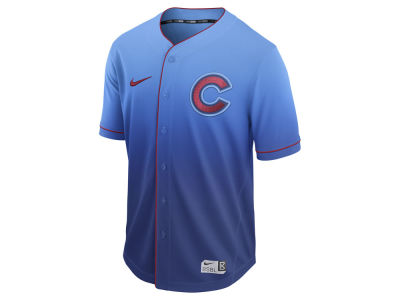 Chicago Cubs Nike MLB Men's Fade Jersey