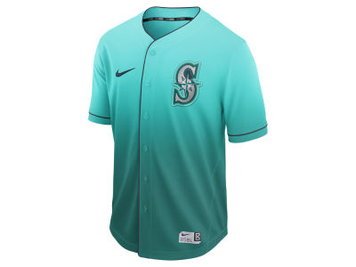 Seattle Mariners Nike MLB Men's Fade Jersey