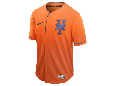 New York Mets Nike MLB Men's Fade Jersey