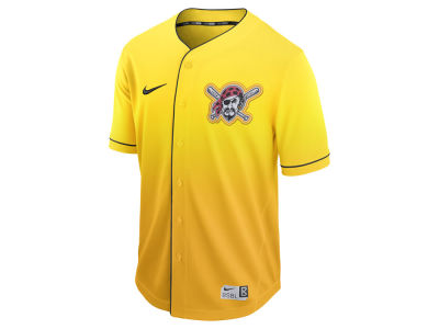 Pittsburgh Pirates Nike MLB Men's Fade Jersey