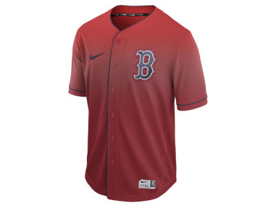 Boston Red Sox Nike MLB Men's Fade Jersey