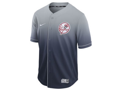 New York Yankees Nike MLB Men's Fade Jersey
