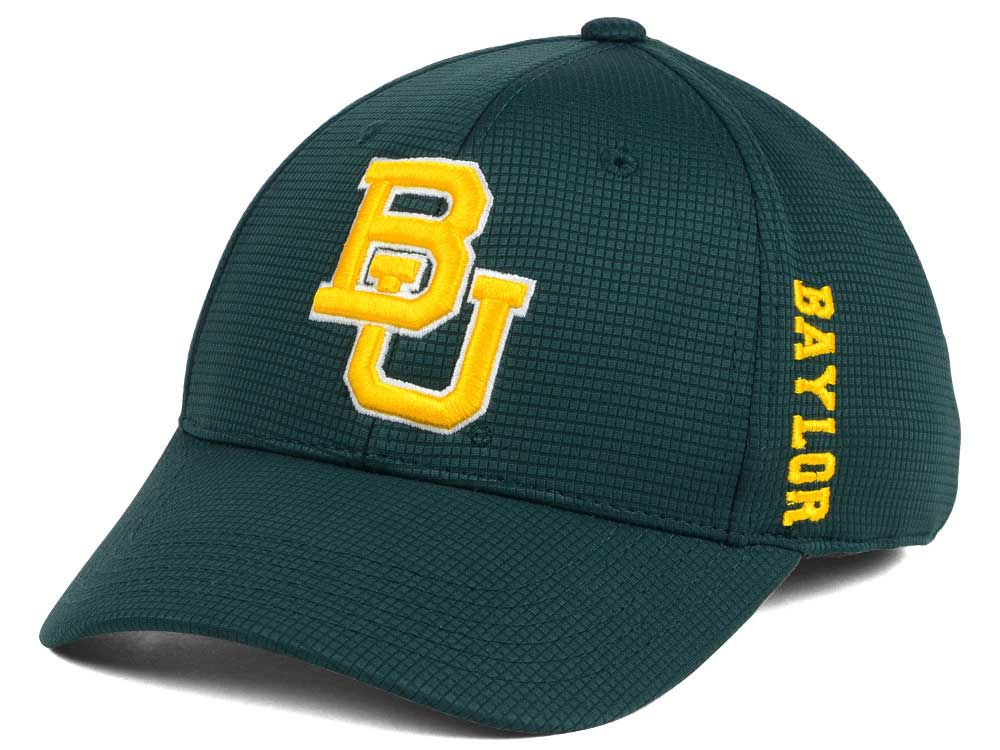 519552c92eb Baylor Bears Top of the World NCAA Booster Cap