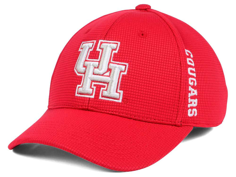 new styles d9fb7 25d89 Houston Cougars Top of the World NCAA Booster Cap   lids.com
