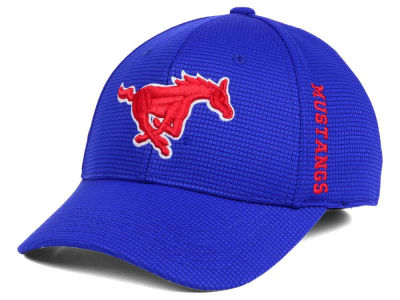 Southern Methodist Mustangs Top of the World NCAA Booster Cap