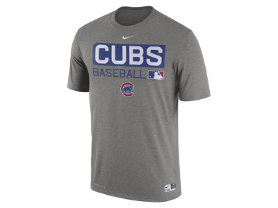 Chicago Cubs Nike MLB Men's Legend Team Issue T-Shirt
