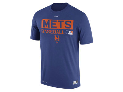 New York Mets Nike MLB Men's Legend Team Issue T-Shirt
