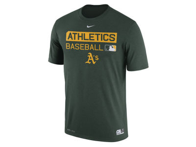 Oakland Athletics Nike MLB Men's Legend Team Issue T-Shirt