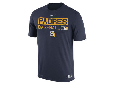 San Diego Padres Nike MLB Men's Legend Team Issue T-Shirt