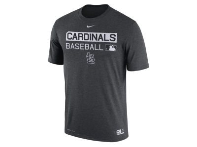St. Louis Cardinals Nike MLB Men's Legend Team Issue T-Shirt