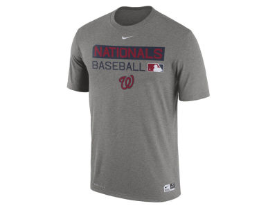 Washington Nationals Nike MLB Men's Legend Team Issue T-Shirt