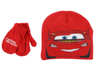 Disney  Disney Toddler Lightning McQueen Knit Set