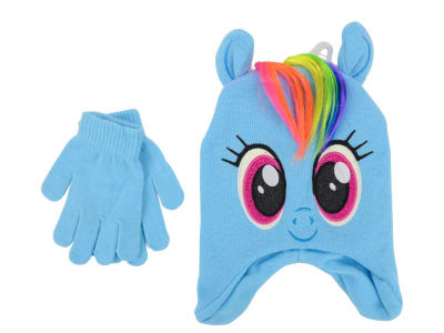 My Little Pony My Little Pony Child Rainbow Dash Knit Set