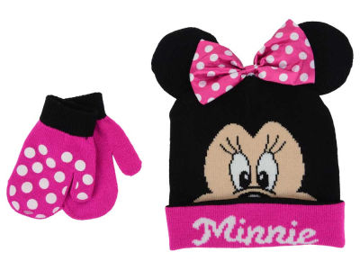 Disney Disney Toddler Mini Mouse Polka Dot Knit Set