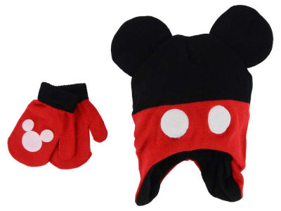 Disney Disney Toddler Mickey Mouse Ears Knit Set