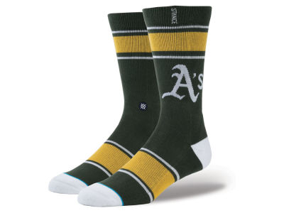 Oakland Athletics Stance MLB Diamond Collection Socks