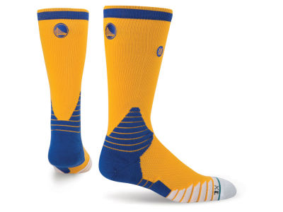 Golden State Warriors Stance NBA Arena Core Crew Sock