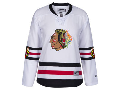 Chicago Blackhawks 2017 NHL Women's Winter Classic Jersey