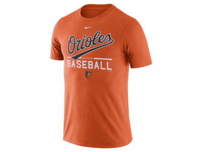 Baltimore Orioles Nike MLB Men's Practice T-Shirt