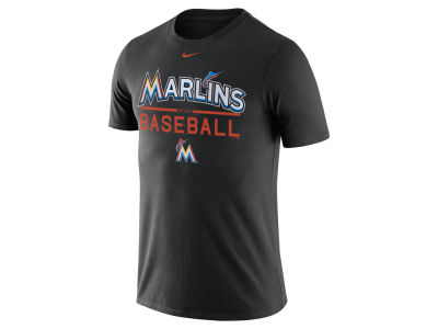 Miami Marlins Nike MLB Men's Practice T-Shirt