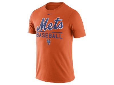 New York Mets Nike MLB Men's Practice T-Shirt