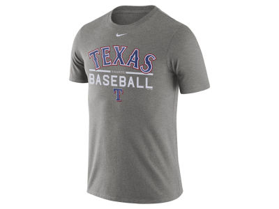 Texas Rangers Nike MLB Men's Practice T-Shirt