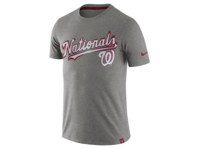 Washington Nationals Nike MLB Men's Marled T-Shirt 1.7