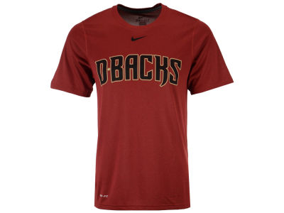 Arizona Diamondbacks Nike MLB Men's Legend Wordmark 1.5 T-Shirt