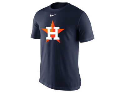 Houston Astros Nike MLB Men's BP Logo Legend T-Shirt