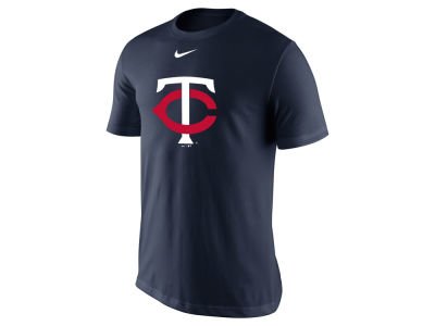 Minnesota Twins Nike MLB Men's BP Logo Legend T-Shirt