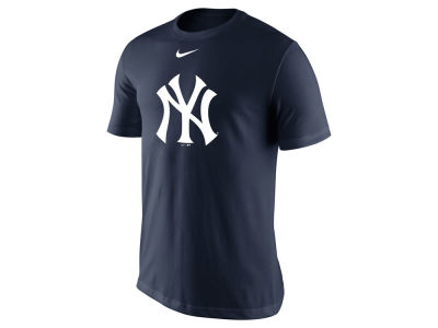 New York Yankees Nike MLB Men's BP Logo Legend T-Shirt