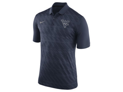 West Virginia Mountaineers Nike NCAA Men's Seasonal Polo