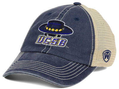 UC Santa Barbara Gauchos Top of the World NCAA Wickler Mesh Cap