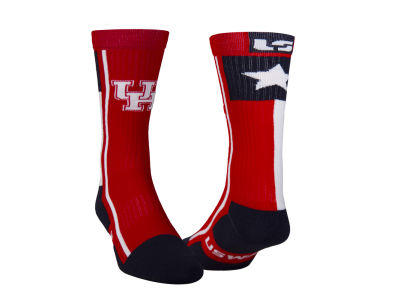 Houston Cougars Lifestyle Socks