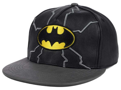 DC Comics Pebble Snapback Cap
