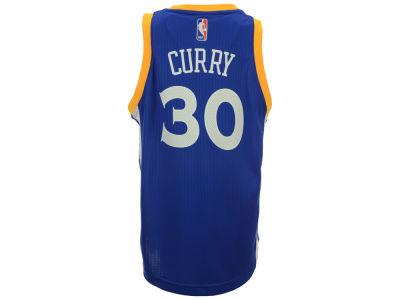 Golden State Warriors Stephen Curry adidas NBA Youth Swingman Jersey