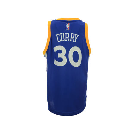 Golden State Warriors Stephen Curry NBA Youth Swingman Jersey