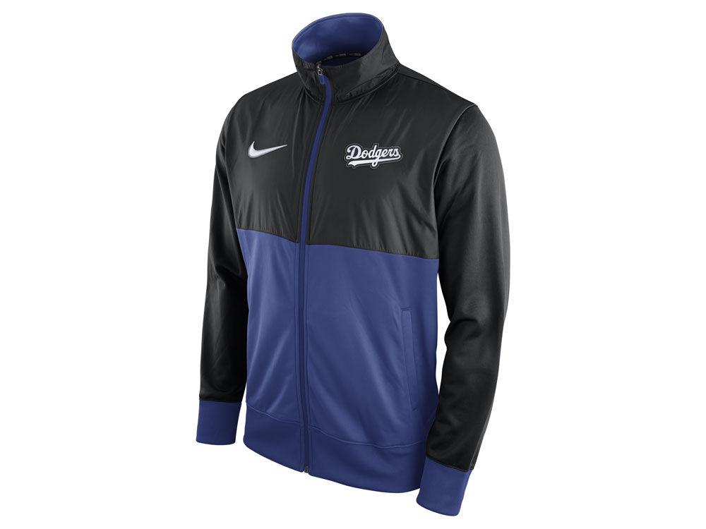 Los Angeles Dodgers Nike MLB Men s Track Jacket 1.7  44859a832529