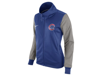 Chicago Cubs Nike MLB Women's Track Jacket