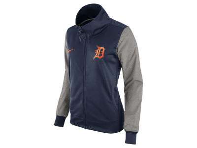 Detroit Tigers Nike MLB Women's Track Jacket