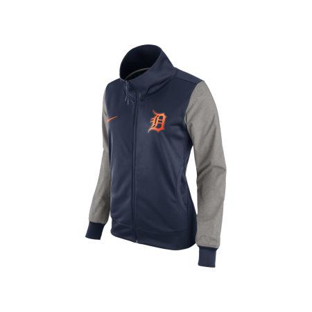 Detroit Tigers Nike MLB Women's Track Jacket