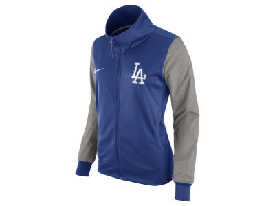 Los Angeles Dodgers Nike MLB Women's Track Jacket