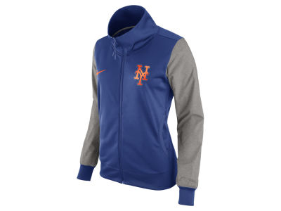 New York Mets Nike MLB Women's Track Jacket